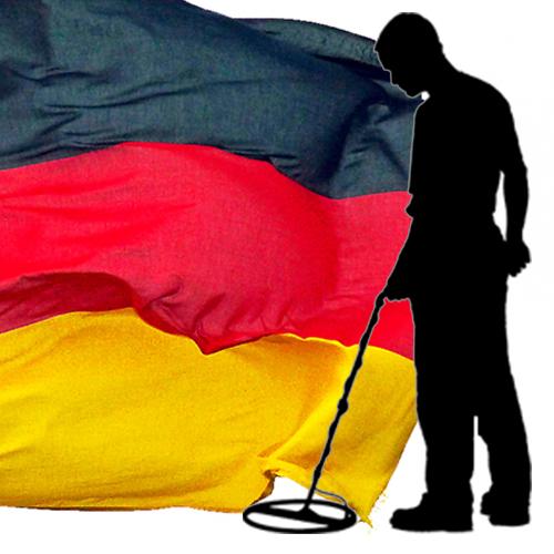 كاشف ألماني للمعادن