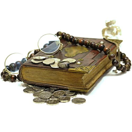 كاشف للمعادن للقطع النقدية